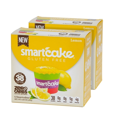 8 Lemon SmartCAKE (4-pack) - NEW!